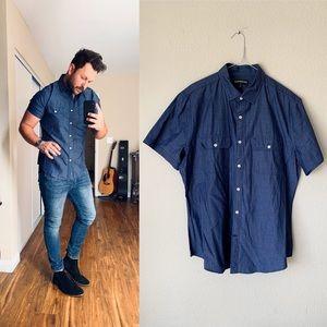 • EXPRESS short sleeve shirt •